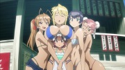 学園黙示録 HIGHSCHOOL OF THE DEAD OVA - image 29 -