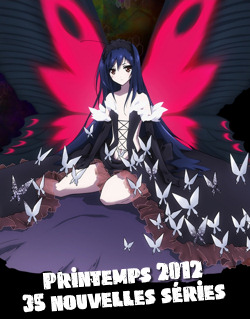 Printemps 2012 - 35 anime (Accel World)