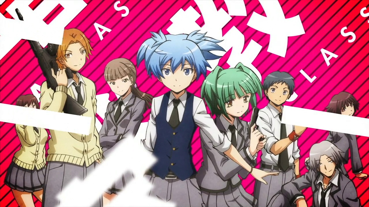 暗殺教室 Assassination Classroom Ep01 Picture 079 Ik Ilote 5