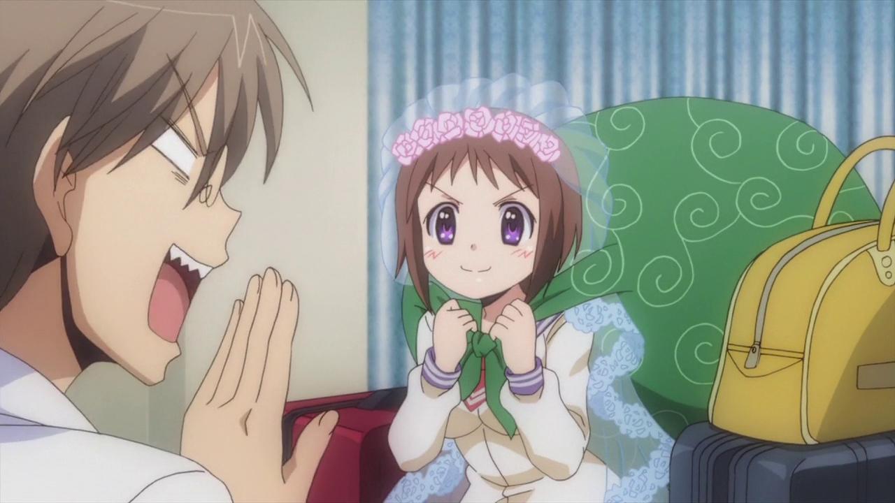 Zimmermädchen Anime Fingert Und Fickt