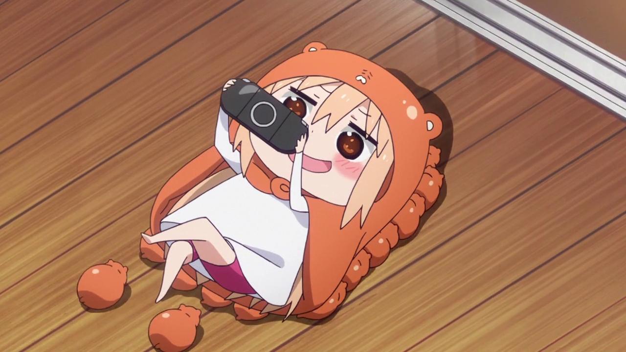 干物妹 うまるちゃん Ep01 Picture 140 Ik Ilote 5