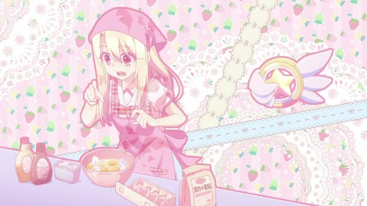 Fate Kaleid Liner プリズマイリヤ ツヴァイ ヘルツ Ep01