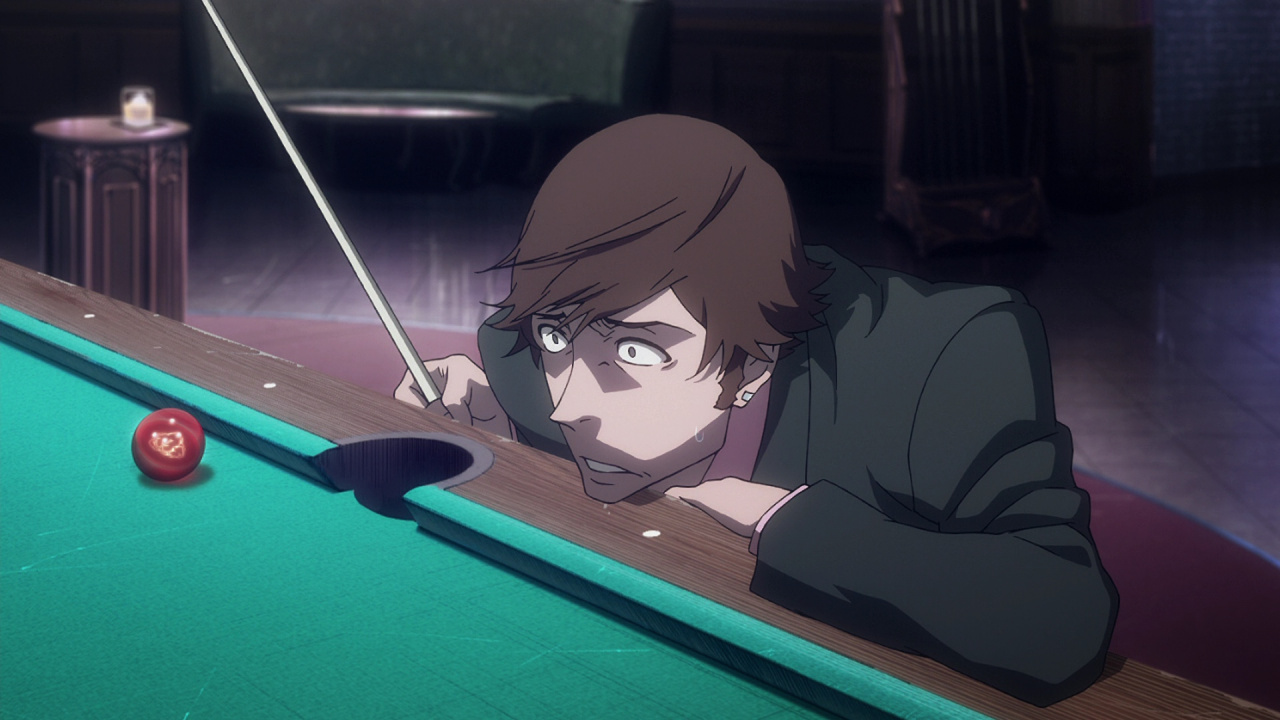 Anime Mirai 2013 - Death Billiards - OVA - Picture #070 - Ik` Ilote 5